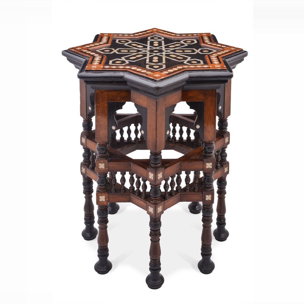 Antique ;; - INLAID FURNITURE
