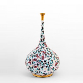 ARTIST Saim Kolhan Bottle with fishes  ;60;35;;;