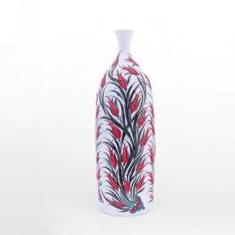ARTIST Saim Kolhan Bottle with tulips in contemporary style ;60;24