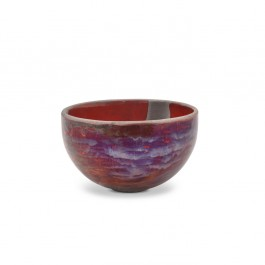 Bowl with calligraphy in contemporary style ;; - BOWL  $i