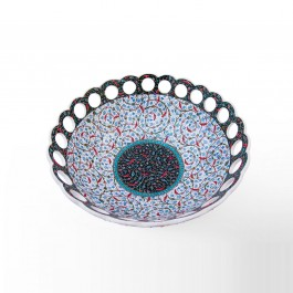 Bowl with contemporary tugrakesh pattern ;20;52 - ARTIST Saim Kolhan  $i