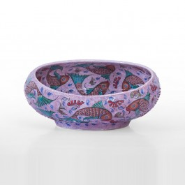 Bowl with fishes ;20;37 - BOWL  $i