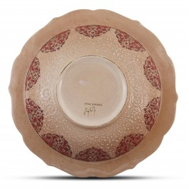 Bowl with floral pattern ;10;40;;; - FLORAL  $i