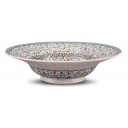 Bowl with floral pattern ;10;40;;; - BOWL  $i