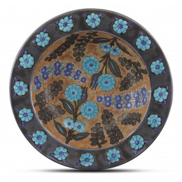 Bowl with floral pattern ;10;47;;; - CONTEMPORARY  $i