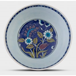 Bowl with floral pattern ;11;23;;; - FLORAL  $i