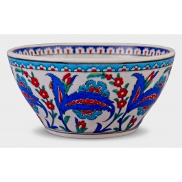 BOWL Bowl with floral pattern ;11;23;;;