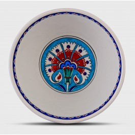 Bowl with floral pattern ;11;23;;; - BOWL  $i