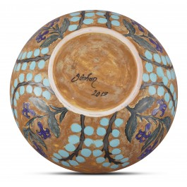 Bowl with floral pattern ;11;29;;; - BOWL  $i
