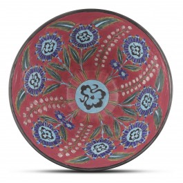 Bowl with floral pattern ;18;40;;; - BOWL  $i