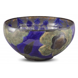 CONTEMPORARY Bowl with floral pattern ;24;46;;;