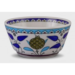 BOWL Bowl with floral pattern ;9;17;;;