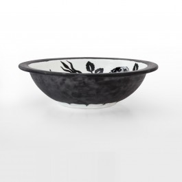 Bowl with floral pattern inside ;14;48 - CONTEMPORARY  $i