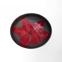 FLORAL Bowl with flower ;11;35;;;