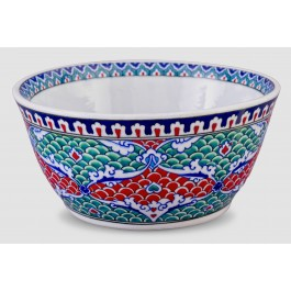 GEOMETRIC Bowl with geometrical pattern ;12;26;;;