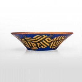 Bowl with pomegranates in contemporary style ;10;32 - BOWL  $i