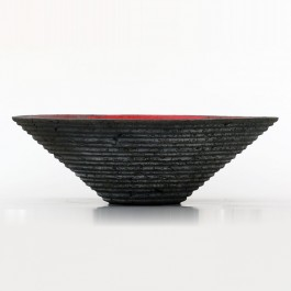 Bowl with tulips in contemporary style ;10;30 - CONTEMPORARY  $i