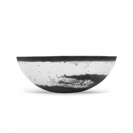Bowl with tulips in contemporary style ;; - FLORAL  $i