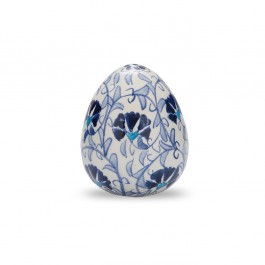 FLORAL Decorative egg with carnation design ;8;;;;
