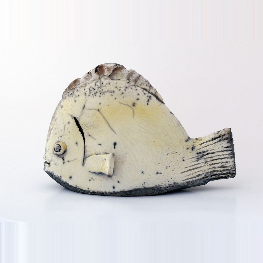 Fish figurine ;22;30;;; - CONTEMPORARY