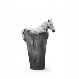 CONTEMPORARY Horse figurine ;;;;;