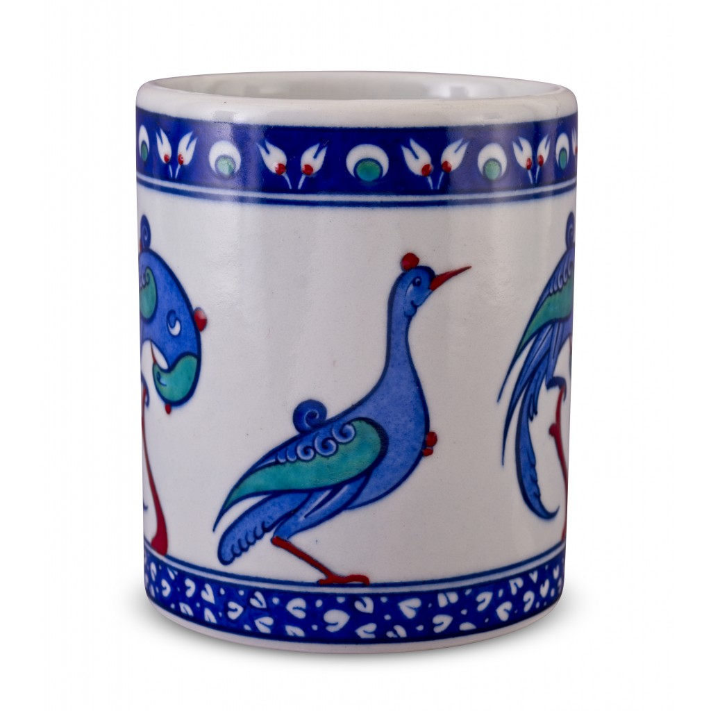 Jar with birds  ;15;13;;; - JAR