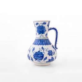 FLORAL Jug with floral pattern ;24;18