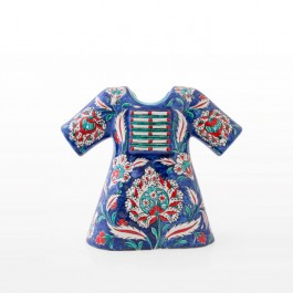DECORATIVE ITEM & OBJECTS Kaftan figure with floral motifs ;30;34;;;