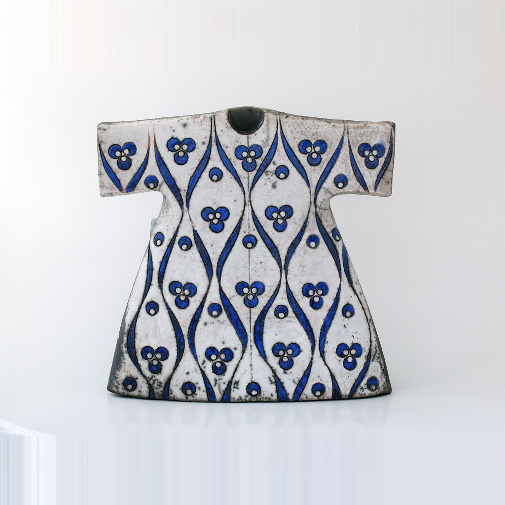 Kaftan with chintemani pattern in contemporary style ;33;31 - GEOMETRIC