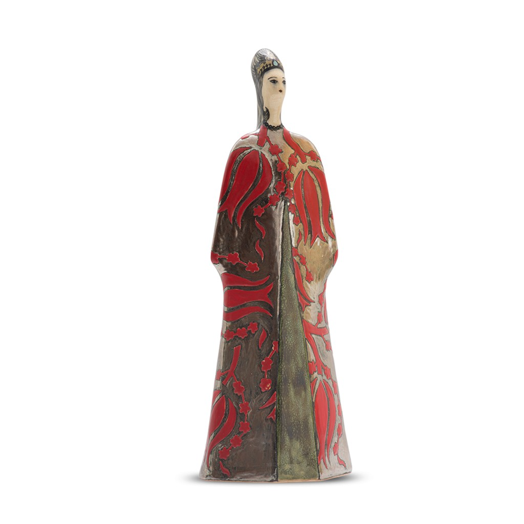 Lady in Kaftan Lady in Kaftan;37;13;;; - CONTEMPORARY