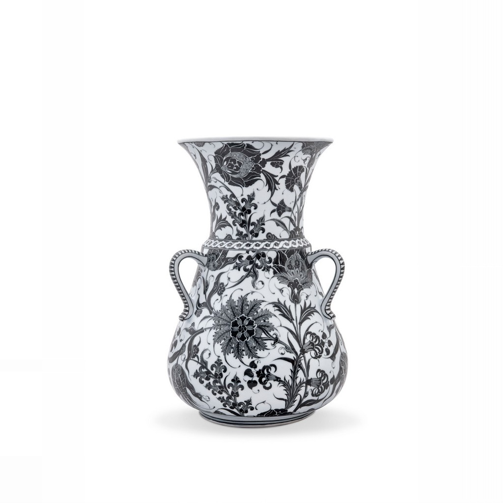 Mosque lamp with floral pattern ;; - FLORAL