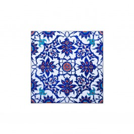 TILE & PANELS Panel with central hatai pattern ;50;50