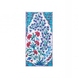 TILE & PANELS Panel with flower pattern ;20;40