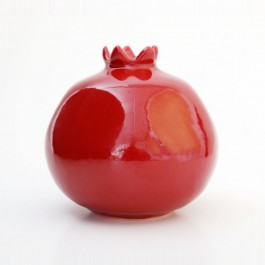 DECORATIVE ITEM & OBJECTS Plain pomegranate  ;15;15;;;