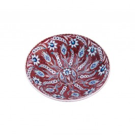 Plate with central floral pattern ;20;50 - BOWL  $i