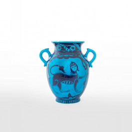 ARTIST Sıtkı II (Nida Olçar) Pot with figure ;26;26;;;