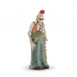 Thin tough guy figurine Figurine;21;7;;; -  $i