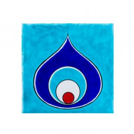 TILE & PANELS Tile with evil eye ;;20;;;