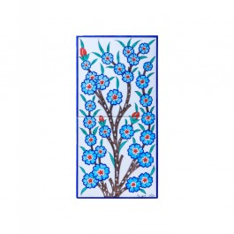FLORAL Tile with floral pattern ;50;25;;;