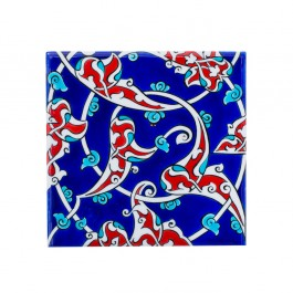 TILE & PANELS Tile with rumi pattern ;;20/25