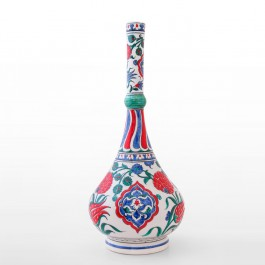 FLORAL Waterbottle with floral and rumi pattern ;43;20