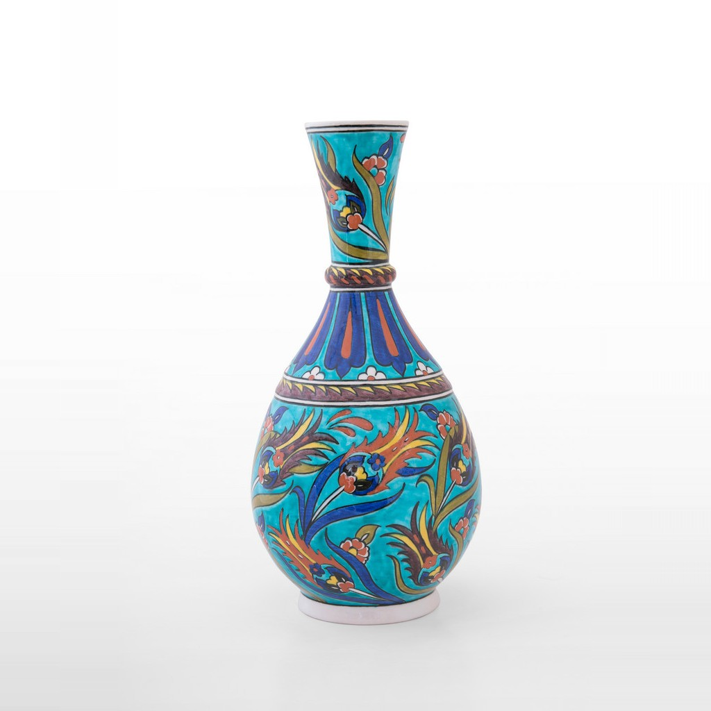 Waterbottle with floral pattern ;33;17 - FLORAL